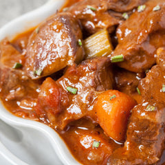 Slow Cooked Beef Casserole