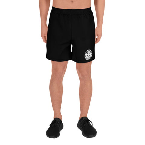 Men's Panda Athletic Shorts