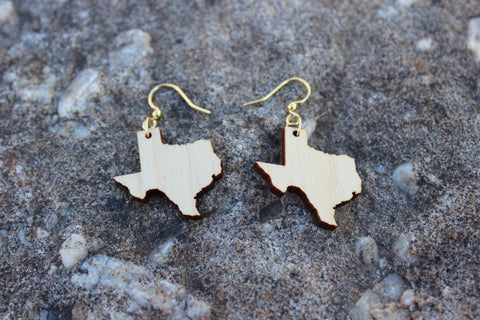 Texas Earrings