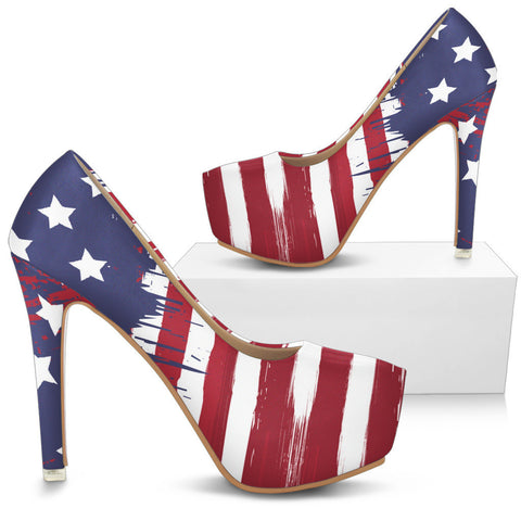 Creative Kickz Shoes All American Heels