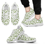 Creative Kickz Shoes Men's Sneakers / US5 (EU38) Dollar Bills Sneakers