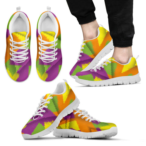 Creative Kickz Shoes Men's Sneakers / US5 (EU38) Grunge Sneakers