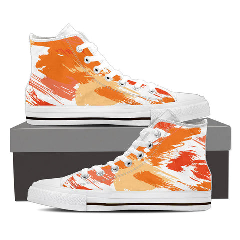 Creative Kickz Shoes Mens High Top / US8 (EU40) RO Blot High Top