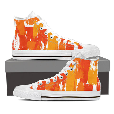 Creative Kickz Shoes Mens High Top / US8 (EU40) RO Downstroke High Top