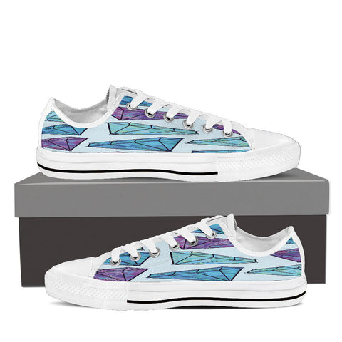 Creative Kickz Shoes Mens Low Top / US8 (EU40) Diamonds Low Top