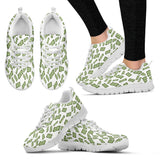 Creative Kickz Shoes Women's Sneakers / US5 (EU35) Dollar Bills Sneakers