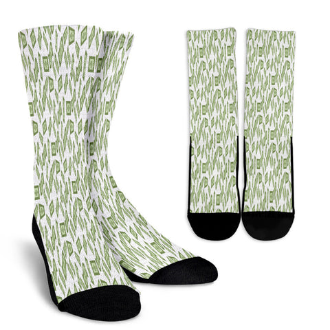 Creative Kickz Socks Dollar Bills