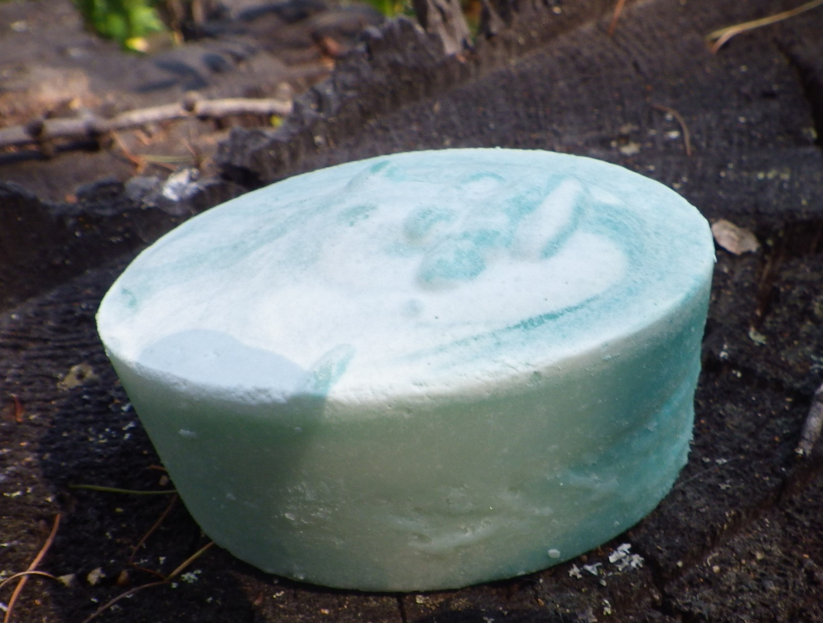 Peppermint LUXURY Shampoo Bar