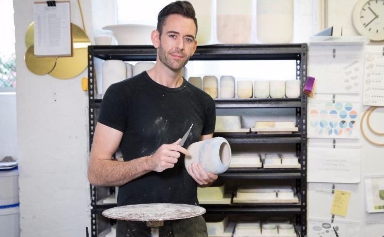 Take 5 with Ryan L Foote Ceramics