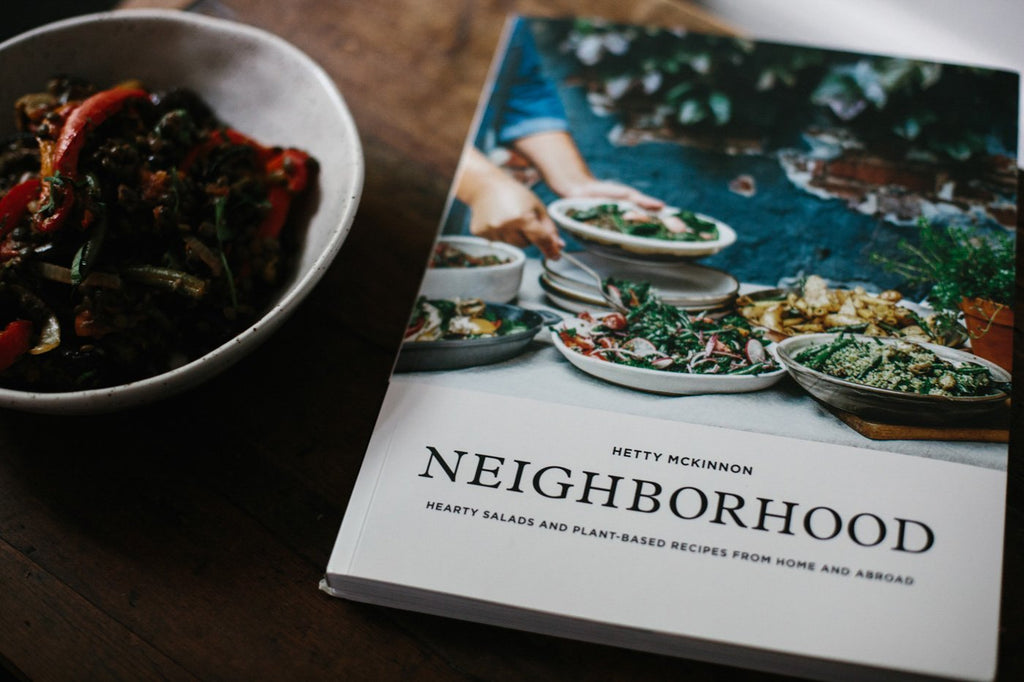 Neighbourhood: Making Friends with Salad