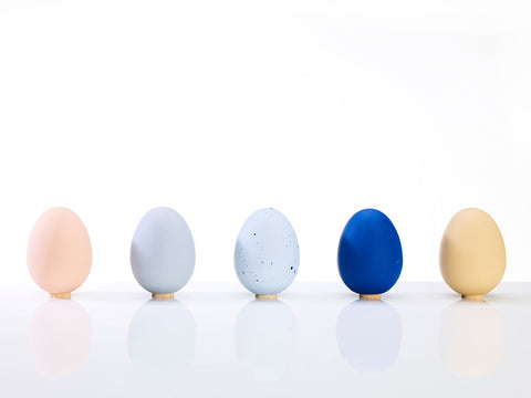 porcelain egg salt shakers, salt shaker, christmas gift guide