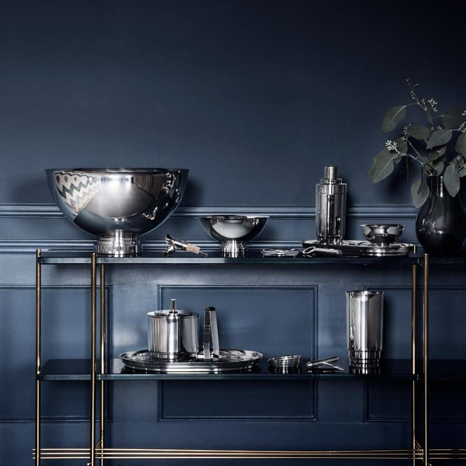 Georg Jensen, art deco, maison&object 2017, Gingerfinch