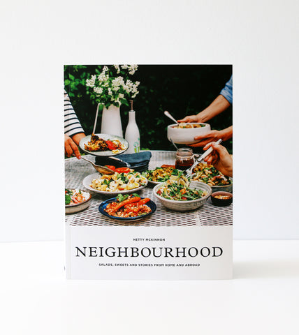 Neighbourhood Cookbook, salad cookbook, Christmas gift guide 2017