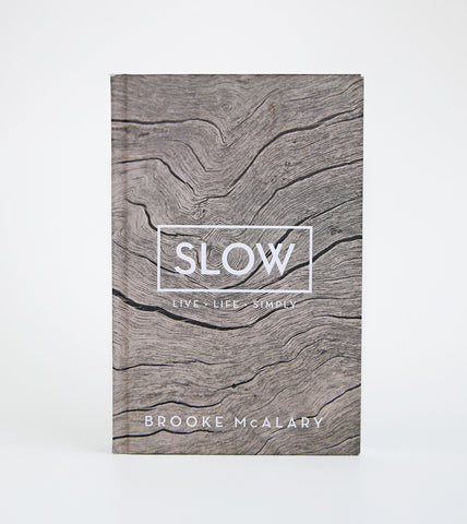 Slow Brooke McAlary, slow ling, christmas gift guide 2017