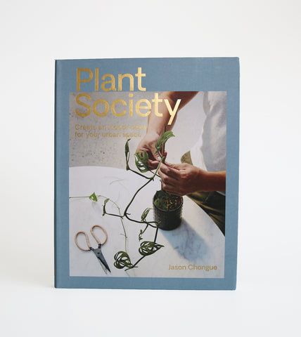 Plant Society, essential gardening book, christmas gift guide 2017