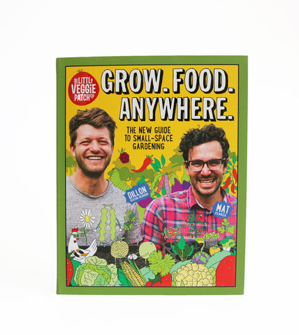 Grow Food Anywhere, The Little Veggie Patch Co, Christmas gift guide 2017