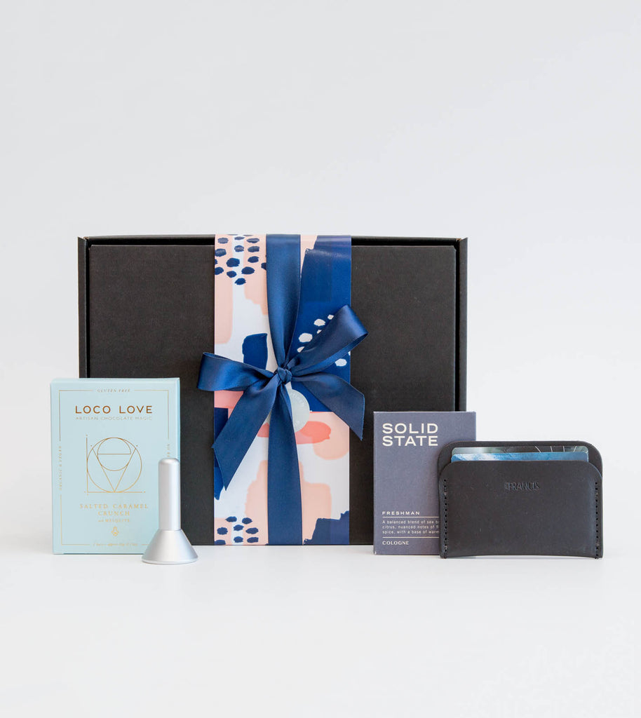 He'll love you forever gift set