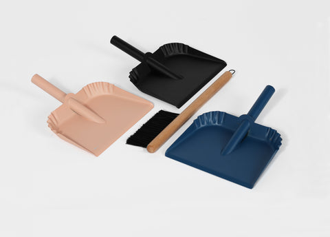 Richman dustpan and brush, designer dustpan and brush set, christmas gift guide 2017
