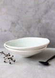 wide porcelain bowl, porcelain serving bowl, porcelain fruit bowl, buy from the bush