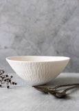 porcelain serving bowl, handmade bowl, buy from the bush, porcelain bowl, australian ceramics