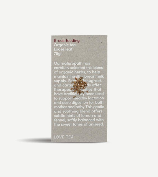 breastfeeding tea, breastfeeding loose leaf tea, breastfeeding help