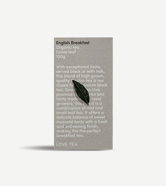 loose leaf tea, loose leaf tea australia, english breakfast loose leaf tea, boutique tea