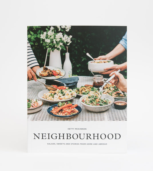 Neighbourhood Cookbook, Arthur Street Kitchen cookbook, Hetty McKinnon cookbook, Neighbourhood