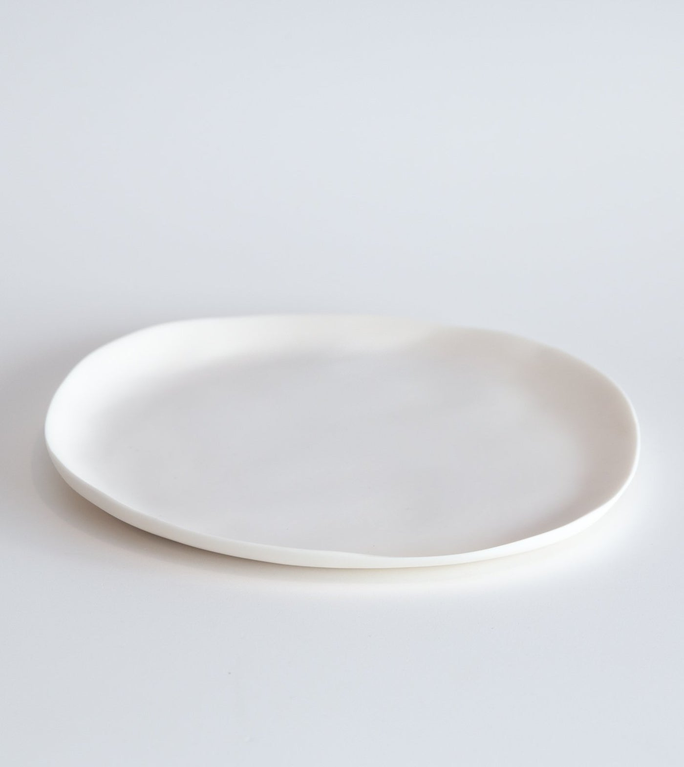 white serving platter, resin serving platter, designer resin platter, Tina Frey Designs Australia