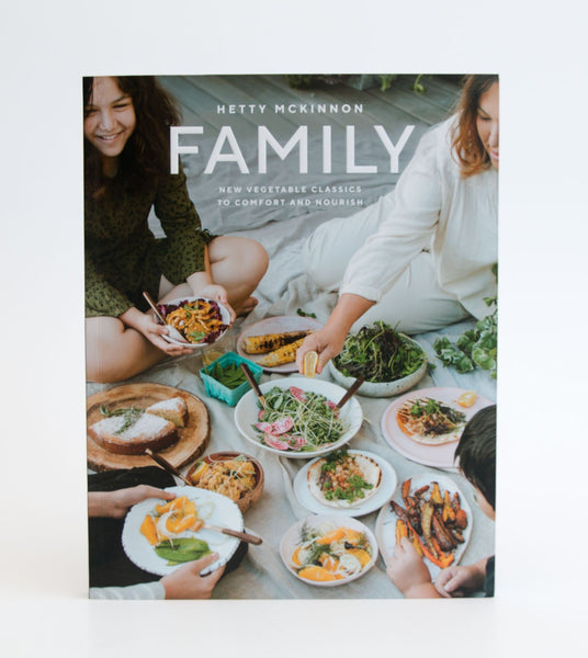 Family Cookbook, Arthur Street Kitchen cookbook, Hetty McKinnon cookbook, Family Hetty McKinnon