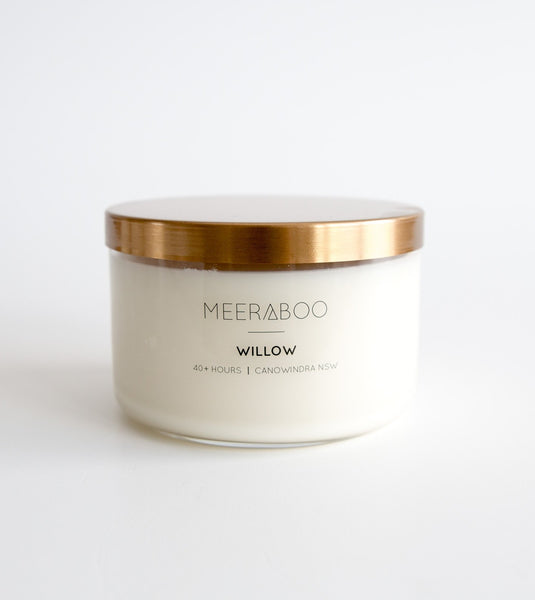 scented candle, Meeraboo candles, handmade soy candles, candles australia, buy from the bush