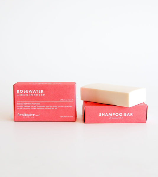 shampoo bars, australian made shampoo bars, plastic free shampoo, war on waste