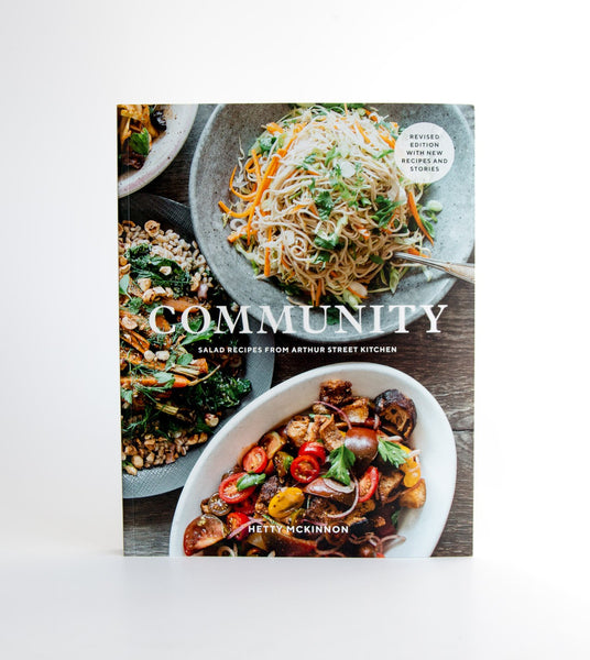Community cookbook online, Hetty McKinnon cookbook, Arthur Street Kitchen cookbook online