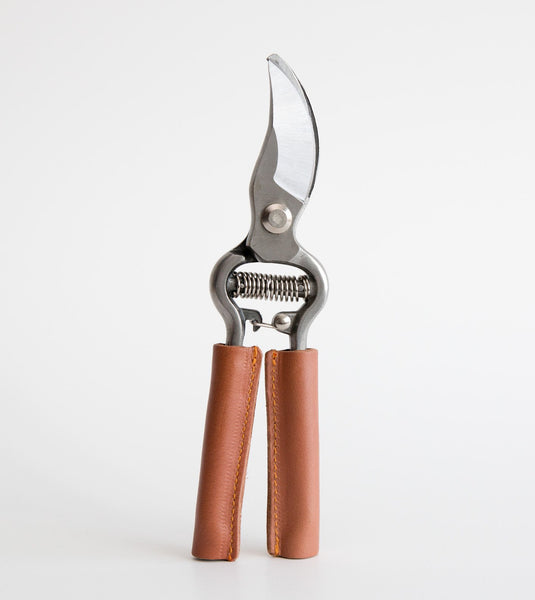Leather Handle Secateurs, garden tools, best secateurs australia