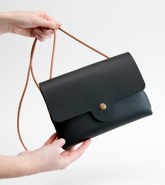 Tag bag, australian made handbags, australian made handbags melbourne, handmade leather shoulder bag