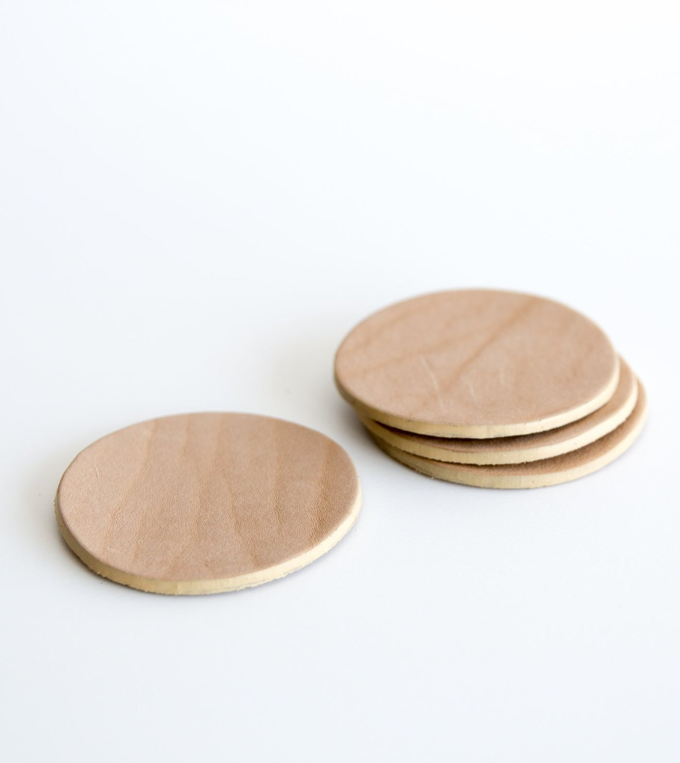 leather coasters, leather coasters australia, australian made leather coasters
