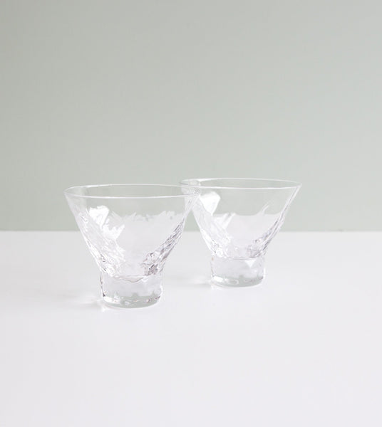 art deco cocktail glasses, cocktail glass set, martini glass, cocktail glass gift