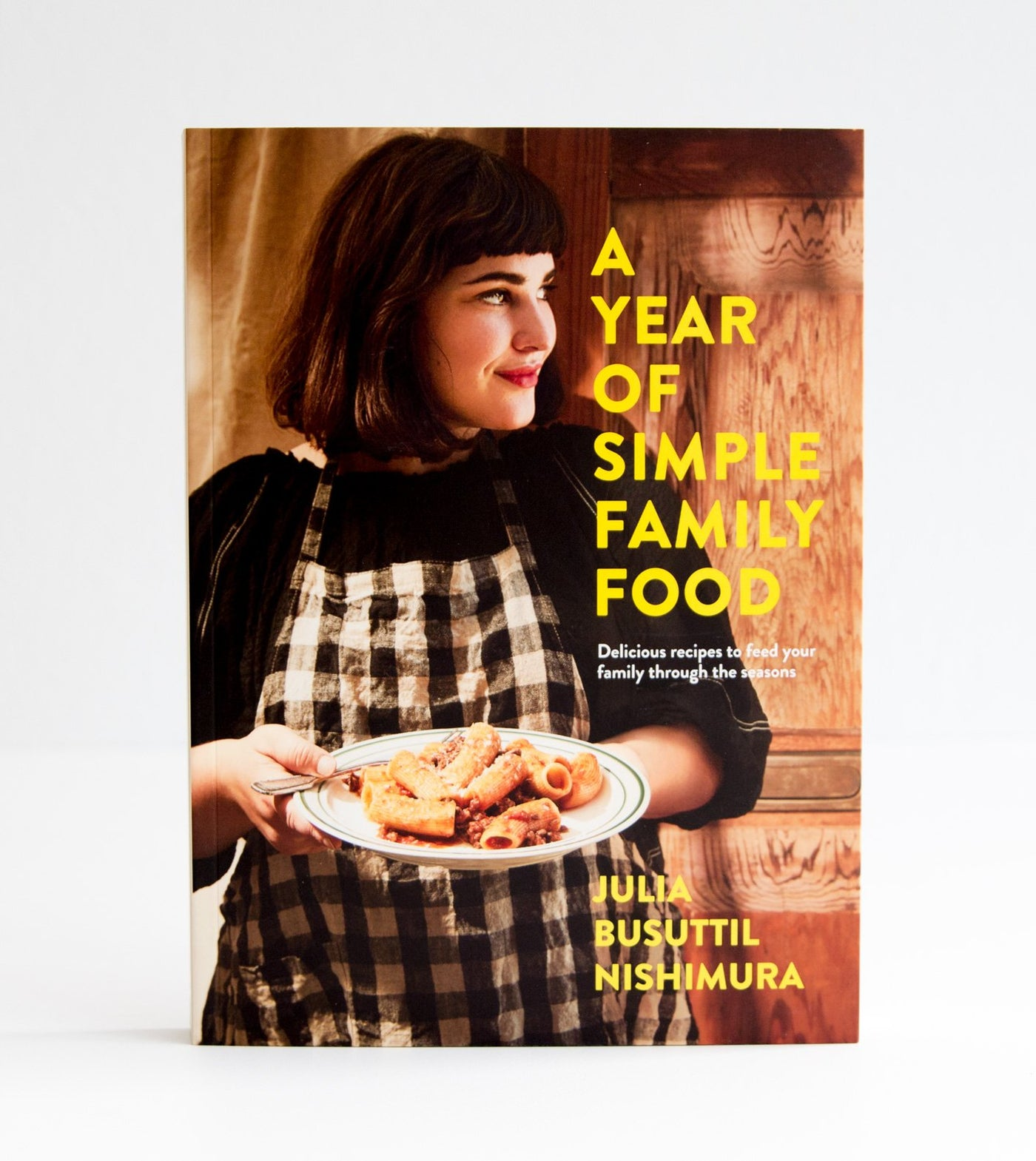 Julia Busuttil Nishimura cookbook, a year of simple family food cookbook, modern Australian food