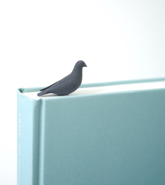 designer bookmark, 3D printed bookmark, unique bookmark, bird bookmark, Studio Macura Australia