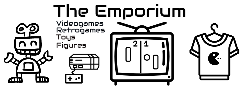 The Emporium RetroGames And Toys Coupons and Promo Code