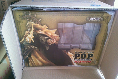 P.O.P SE MAXIMUM OnePiece Shiki The Golden Lion BRAND NEW IN BOX action figure P.O.P