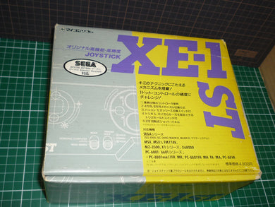XE-1 ST arcade stick for sega mark3 mark2 msx msx2 x68000 Japan