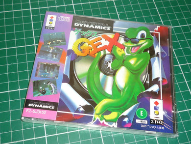 GEX BRAND NEW 3do japan
