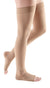 mediven comfort, 20-30 mmHg, Thigh High with Silicone Top-Band, Open Toe