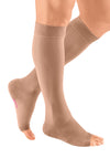 mediven plus, 20-30 mmHg, Calf High, Open Toe