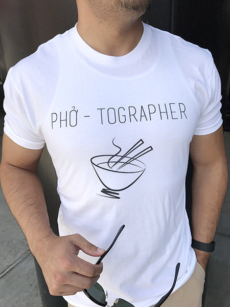 Phở-tographer Men's