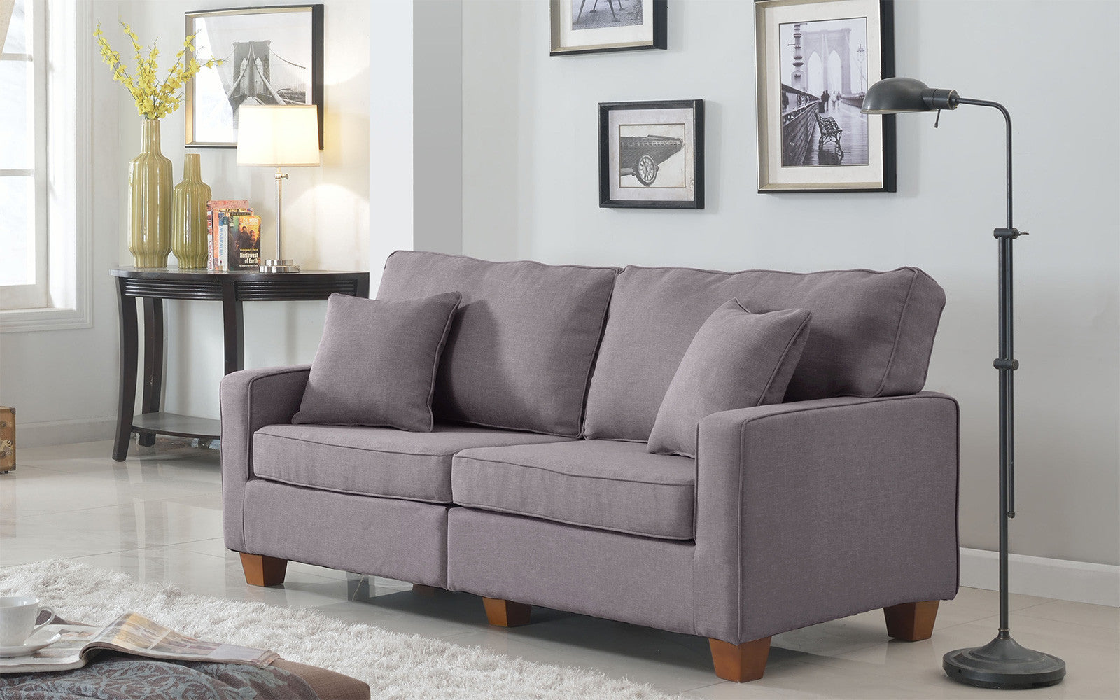 fabric wingback by tufted loveseat knight product christopher button adrianna home garden