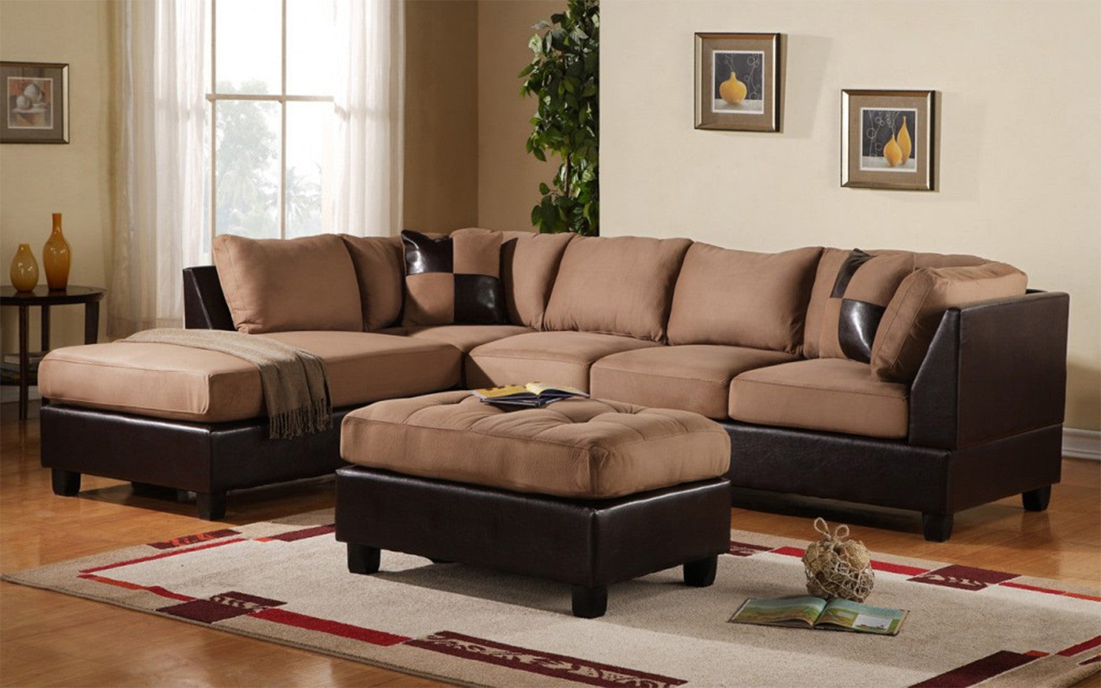 sectional loveseat gardner sofa at product edison white leather and bonded