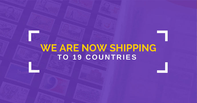 Hero's Forge - Shipping Countries as from 4th April 2017
