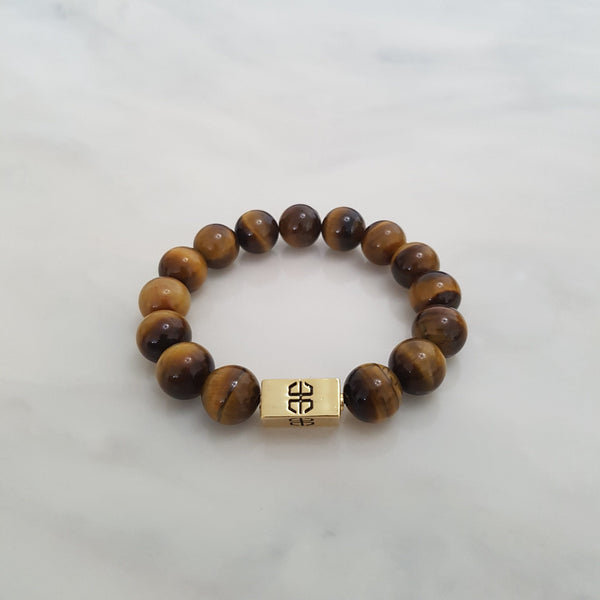 Simply Embrace Tiger's Eye, Bracelets - Embrace SG