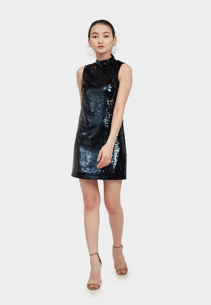 Amy Sequin Dress